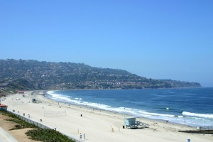 Hollywood Riviera Coast Line