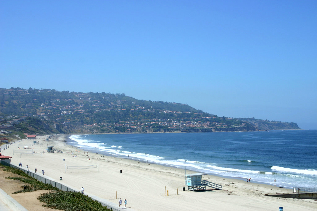 South Redondo Beach Hollywood Riviera Coast Line