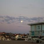Hermosa Beach Lifeguard tower Ted Craddock