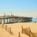 Hermosa Beach Pier Eric Fonoimoana