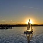 RB Sailboats sunset_ Getchel Wilson
