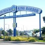 Redondo King Harbor sign _ Diana Turner